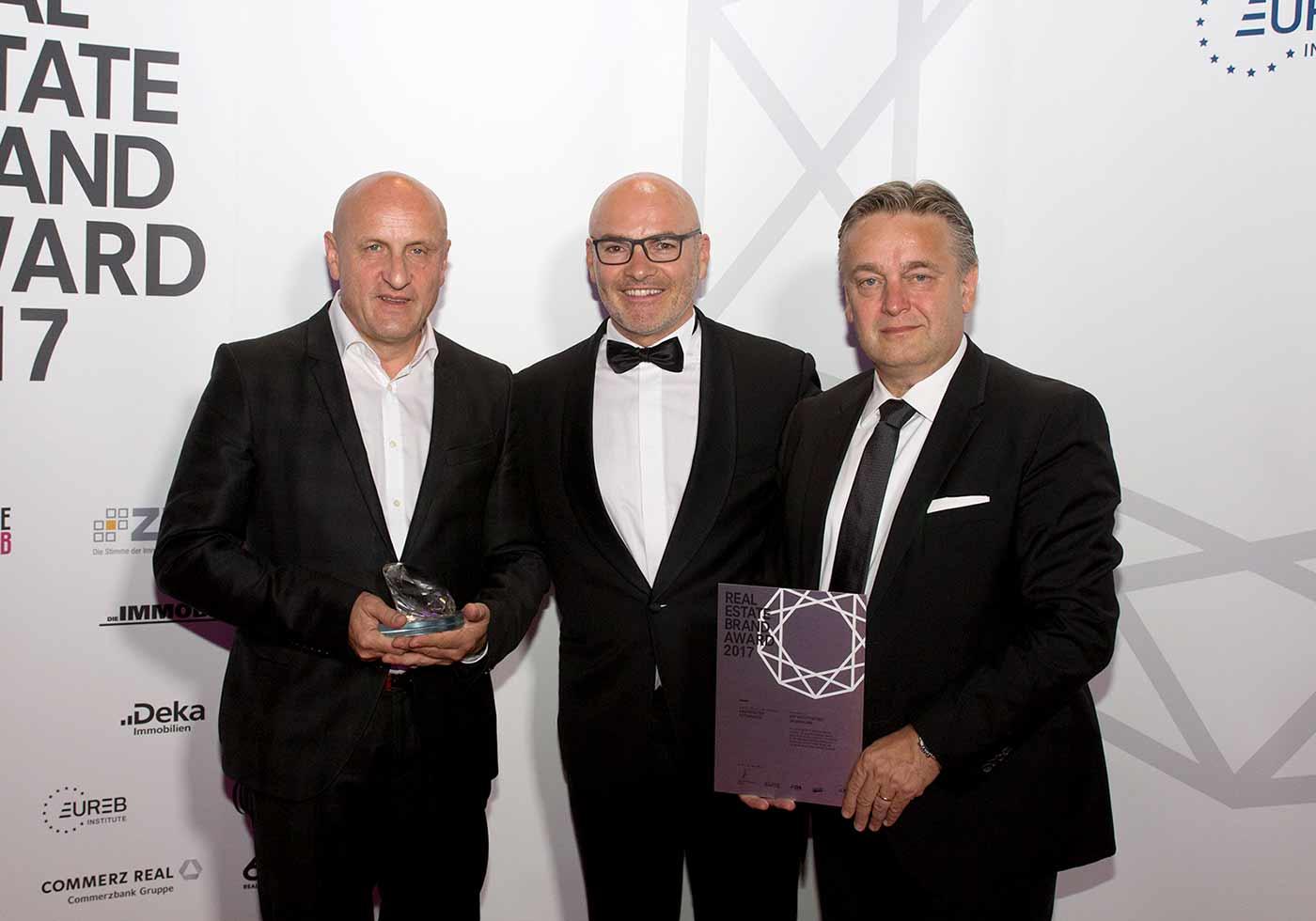 Brand Award – три победы подряд