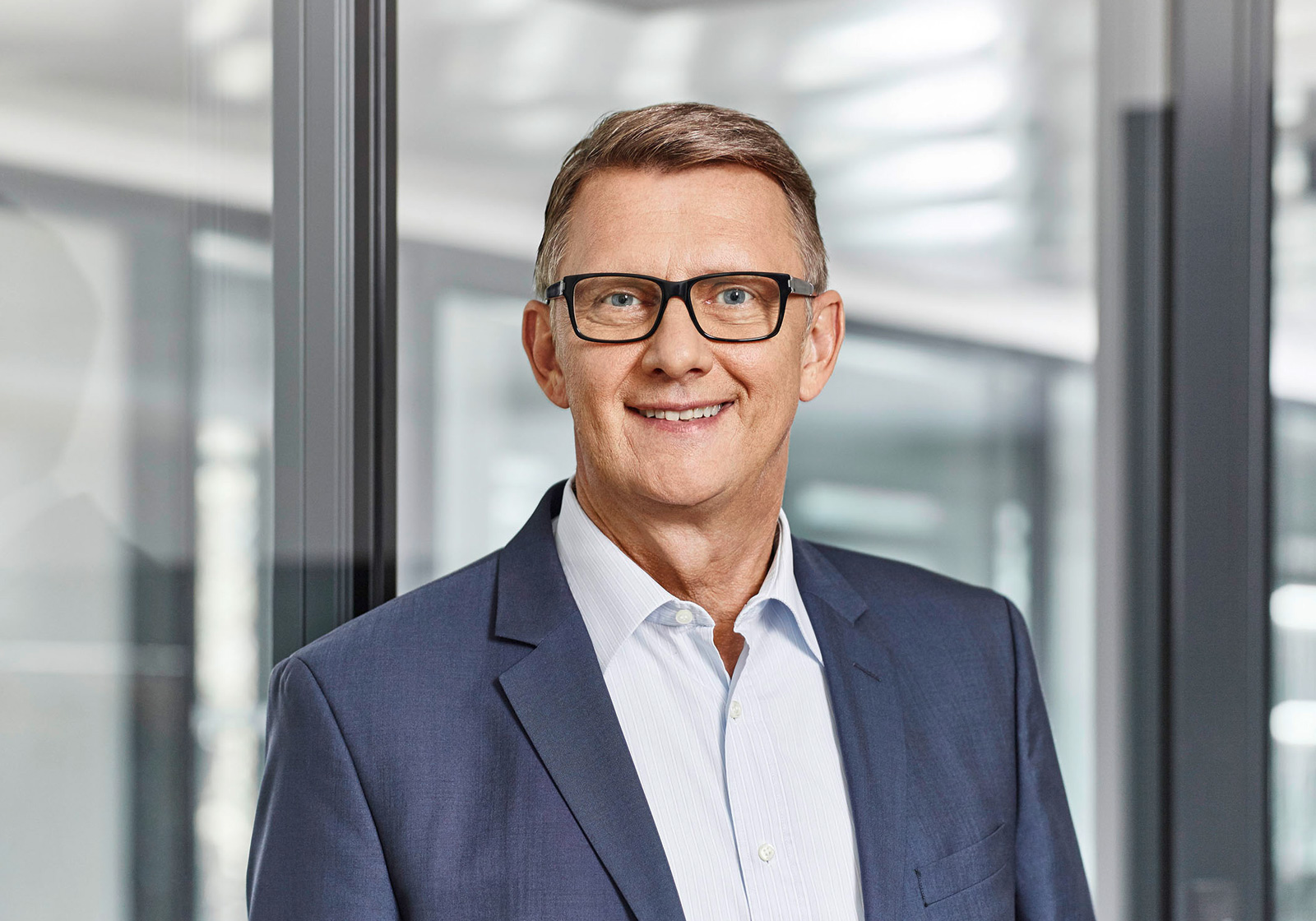 Uwe Schäfer, Managing Director of REDSERVE Frankfurt. Photo: ATP/Becker