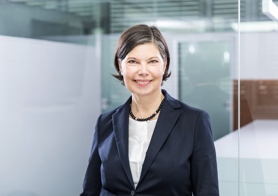 lrike Feucht is the new Head of Design of the Swiss office of ATP architects engineers. Photo: Rauschmeir