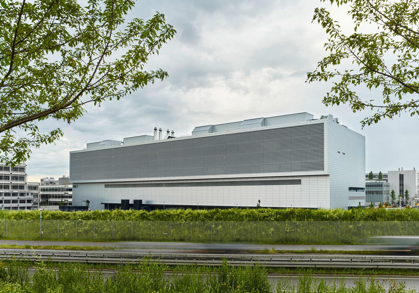 Daimler AIZ/RZ. Foto: ATP/Becker
