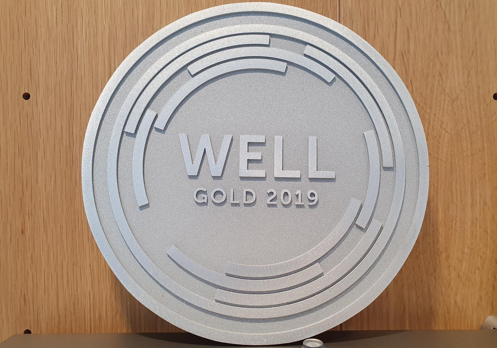 WELL-Gold-Zertifizierung