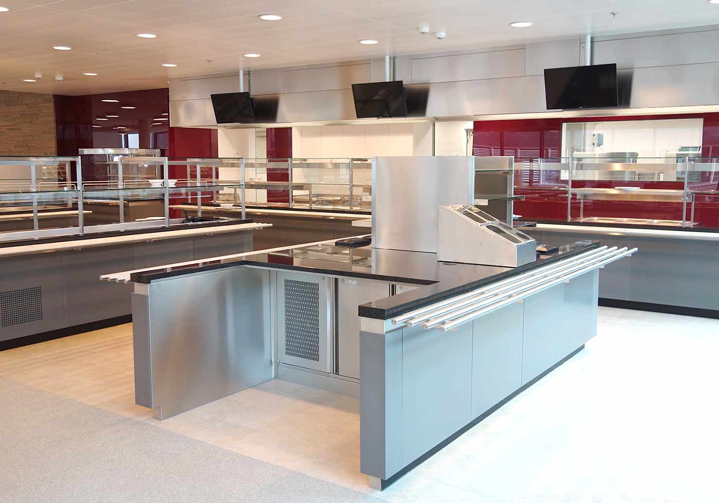 Modern Commercial Kitchens