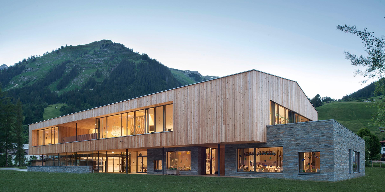Bildungszentrum Holzgau