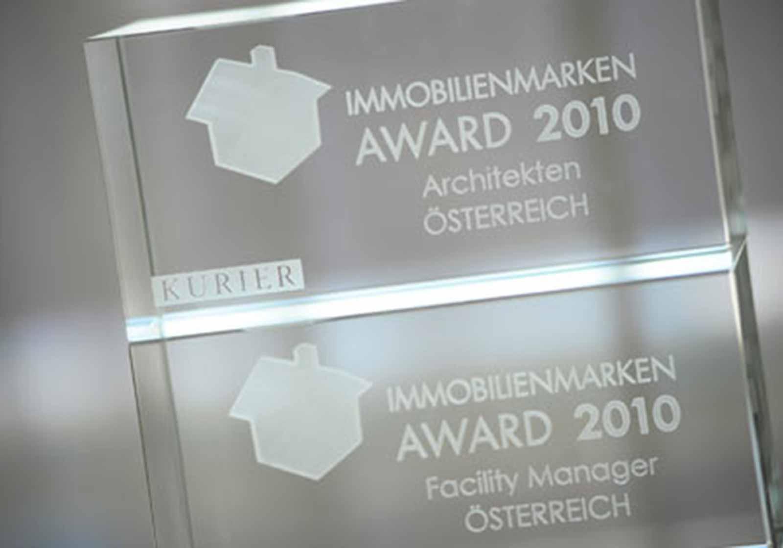 Immobilienmarken Award
