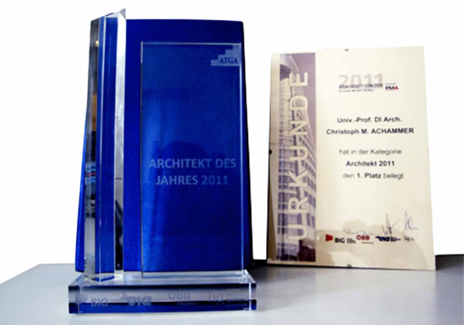 Architekt des Jahres