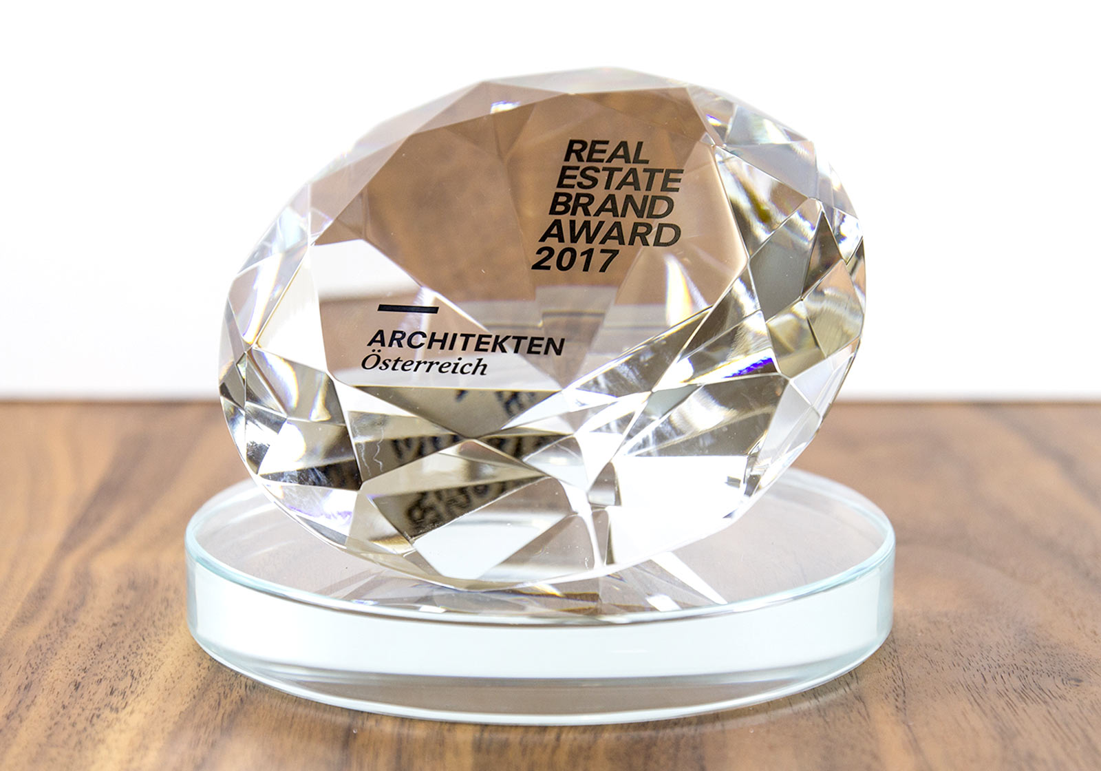 Real Estate Brand Award 2017. Photo: EUREB Institute/Philip Miram