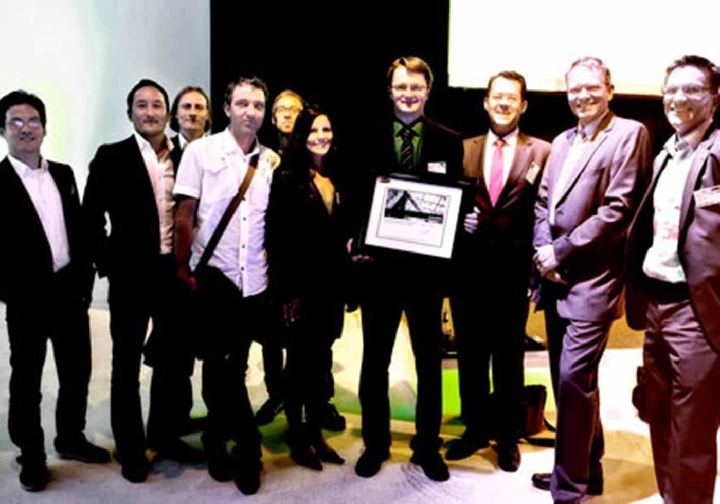 Autodesk BIM Award 2011, Munich, DE