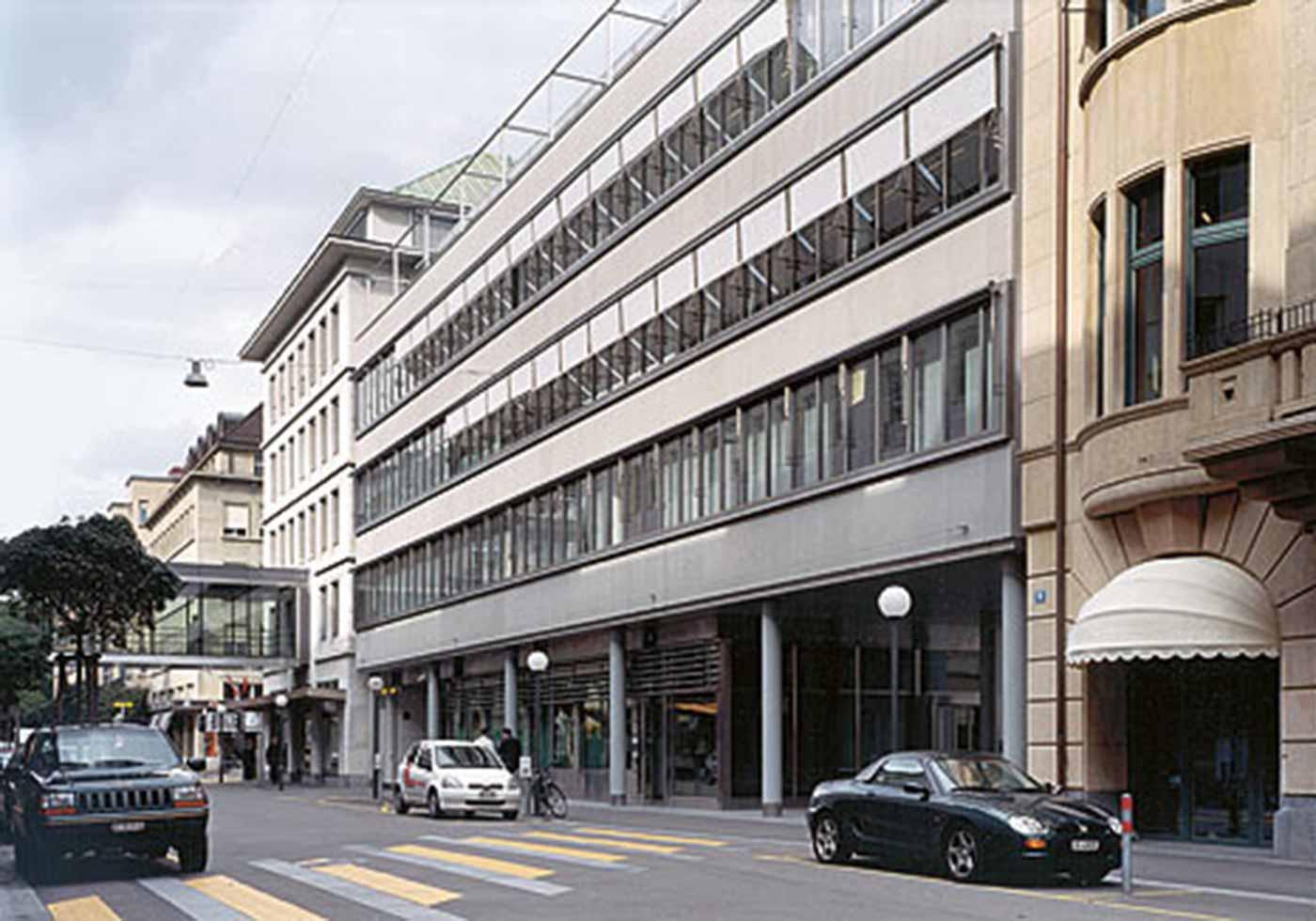 UBS AG, Zurich, CH
