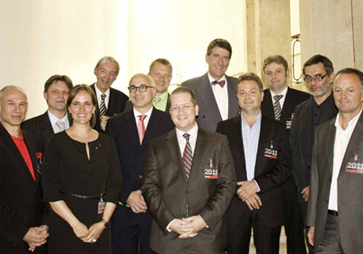 Architect of the Year 2011, Austria