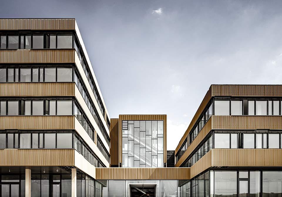 aspern IQ Technology Centre, Vienna, Austria