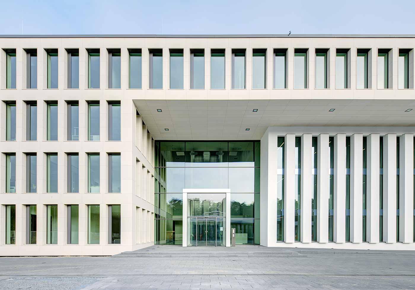 """""""Best Workplace"""" / Verwaltungs- und Sozialgebäude Tönnies, DE"""
