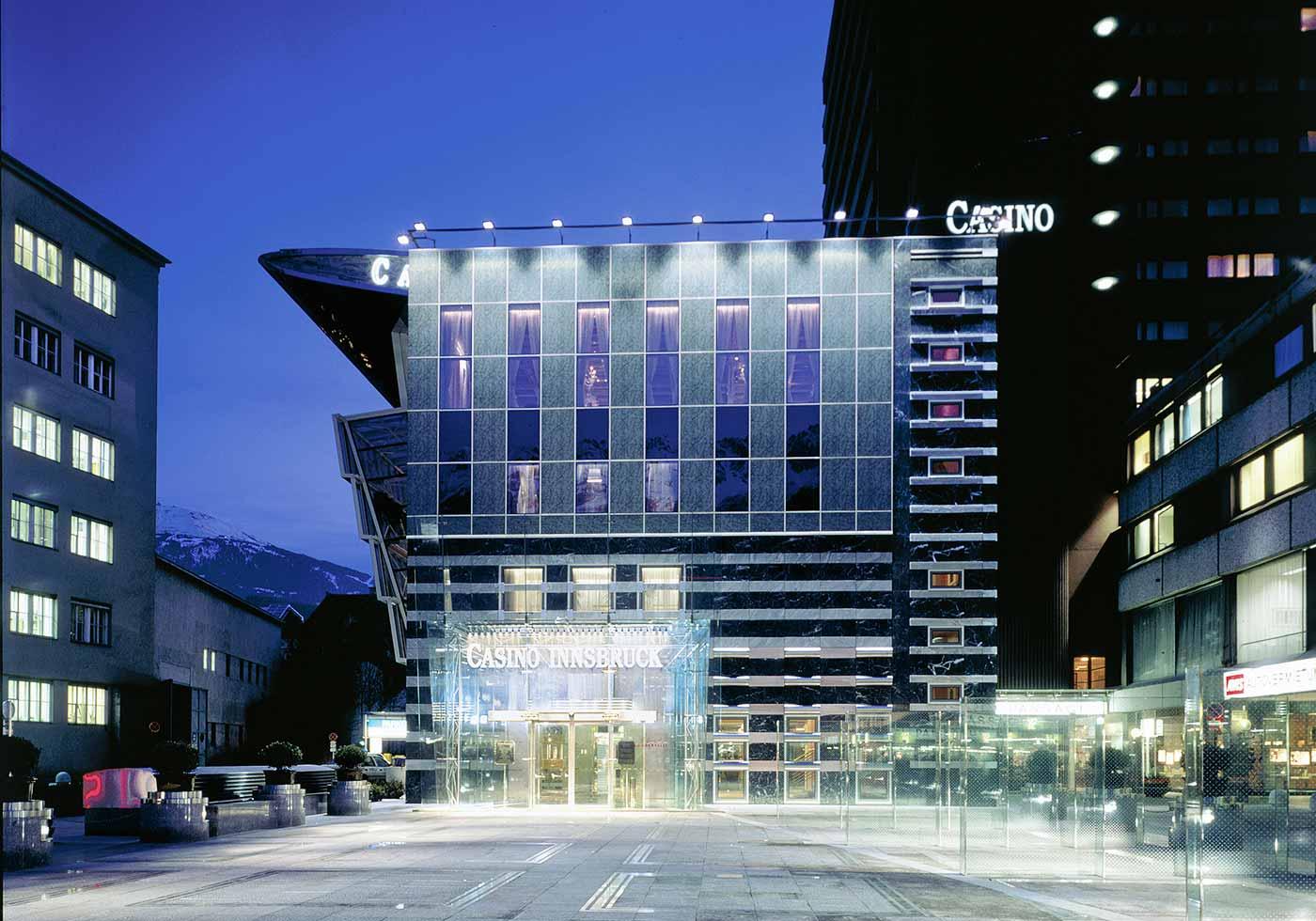 Casino, Innsbruck, AT