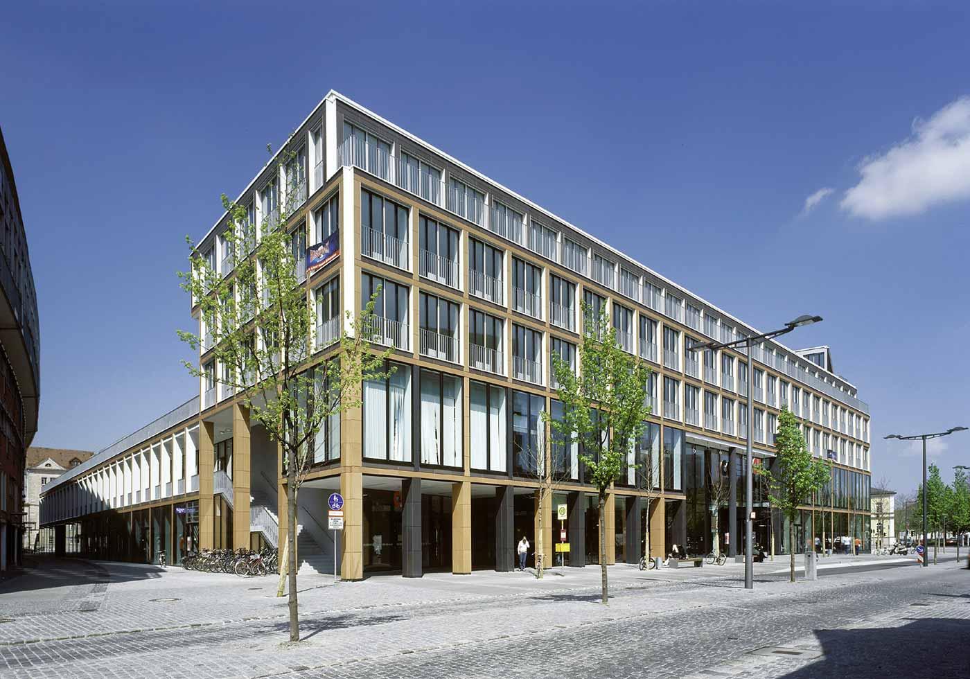 City Center Landshut (CCL), Ландсхут, Германия