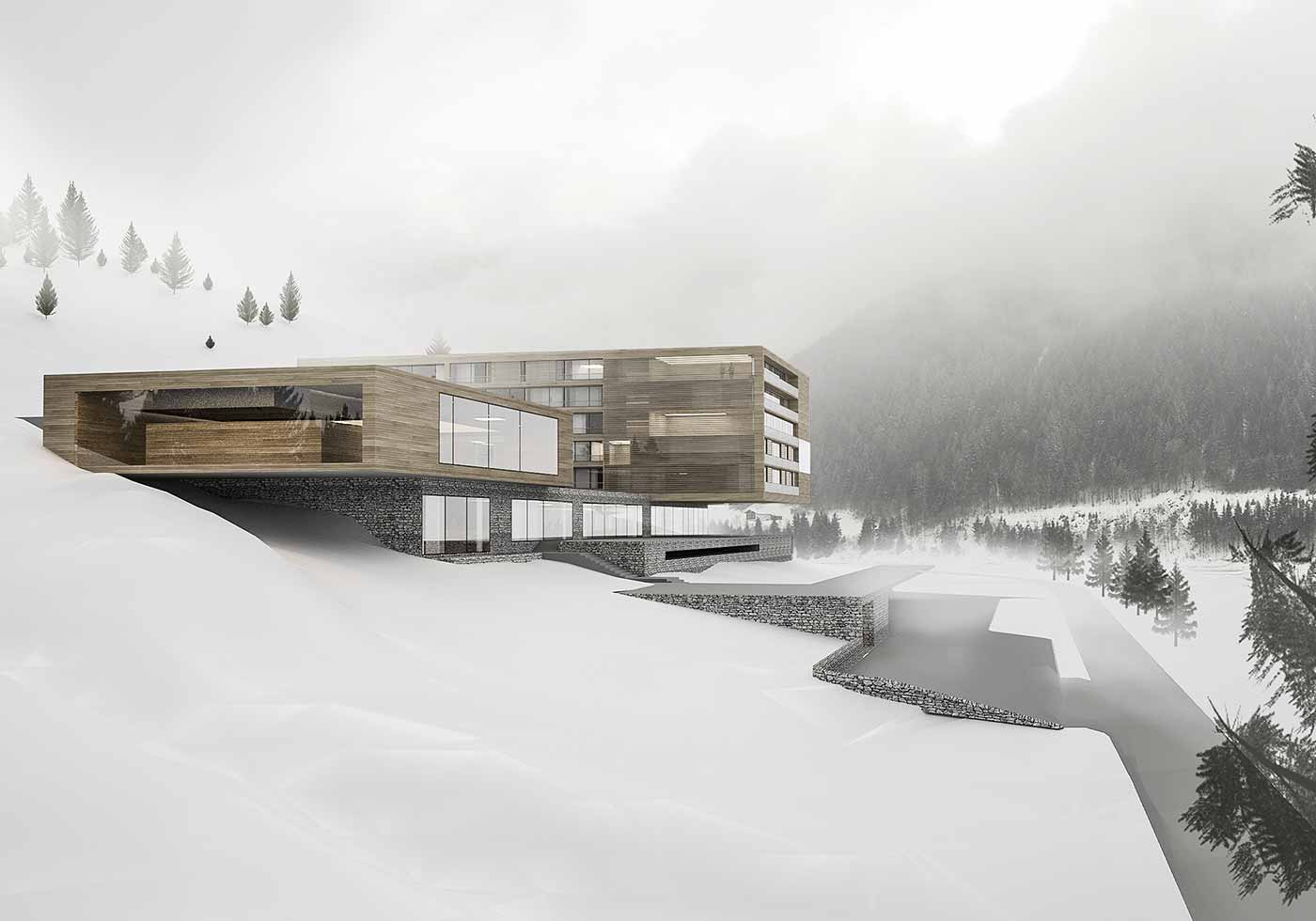 Crown Resort Montafon, Gaschurn, AT
