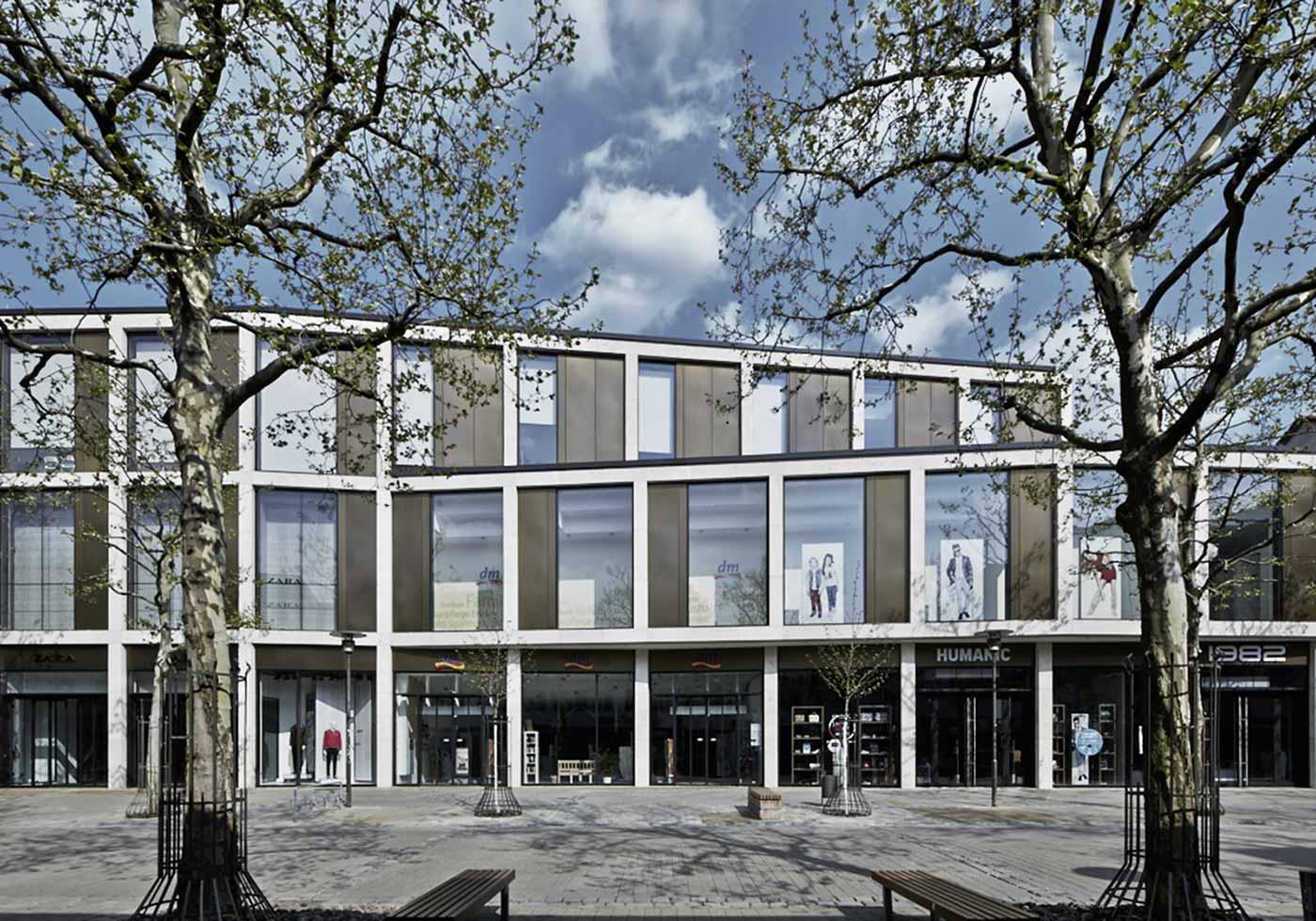 Former department store Grande Galerie, Erlangen, DE