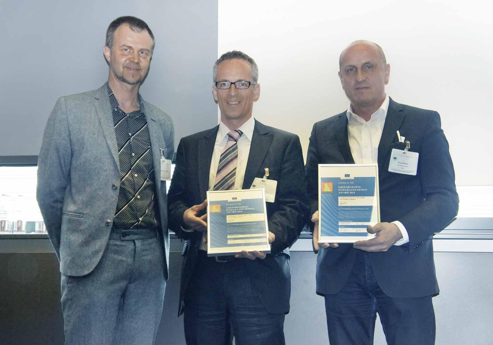 GreenBuilding Integrated Design Award