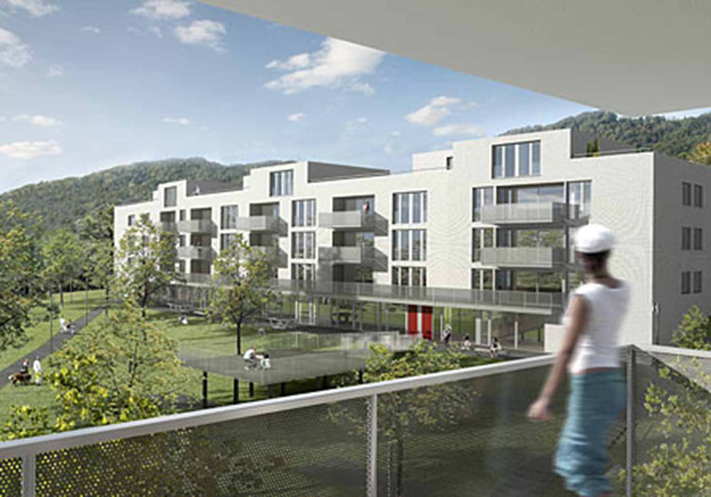 Kleeweidhof, Zürich, CH