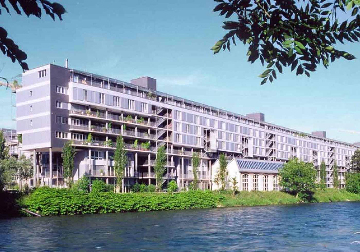 Limmatwest, Zurich, CH