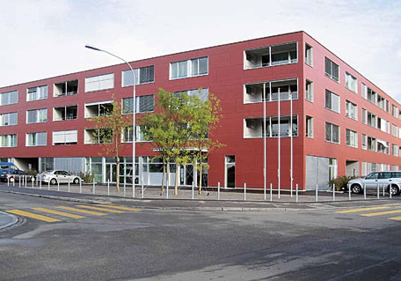 Stefanshof, Zürich, CH