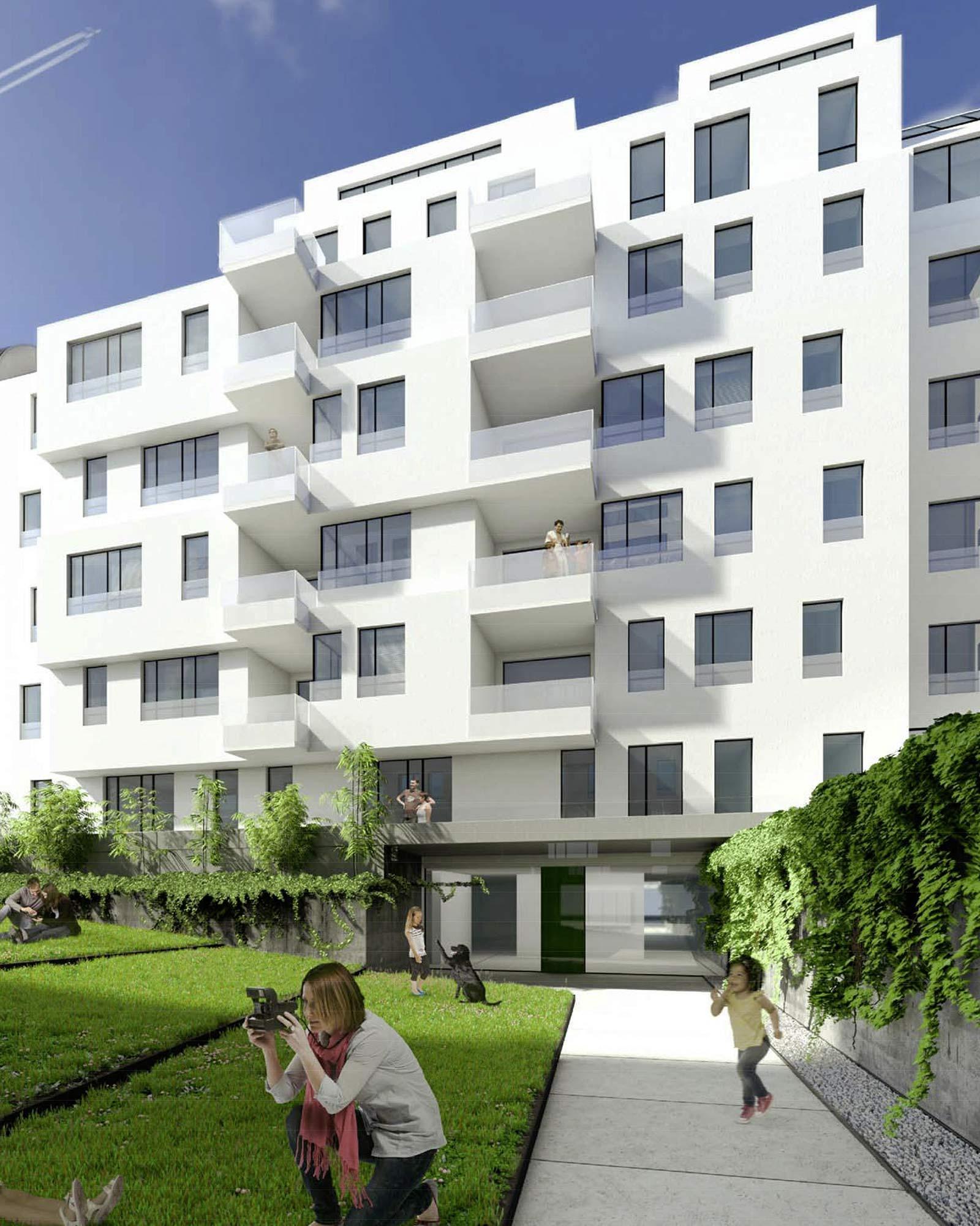 Residental Complex Rennweg
