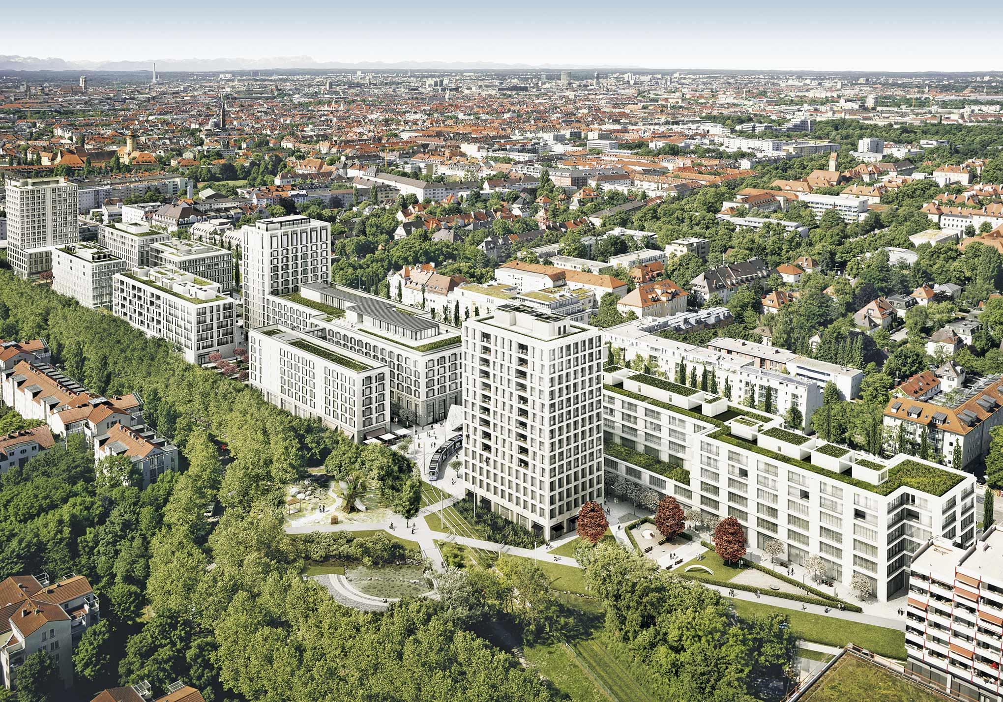 Schwabinger Tor, München, DE