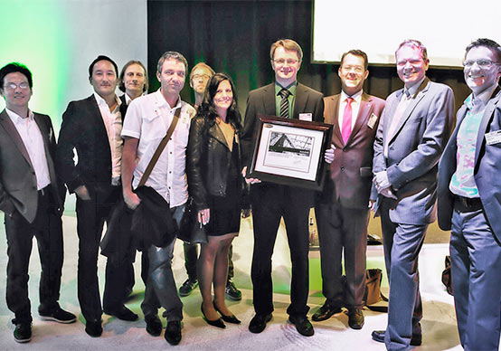Autodesk BIM Award