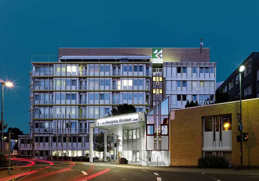 Westpfalz-Klinikum Gesamterneuerung