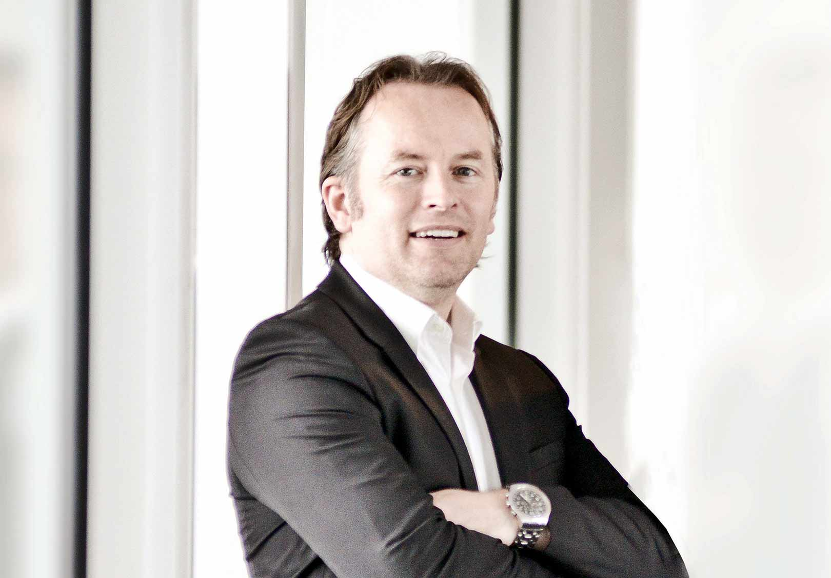 Architekt Ulf Bambach, ATP-Partner in Frankfurt