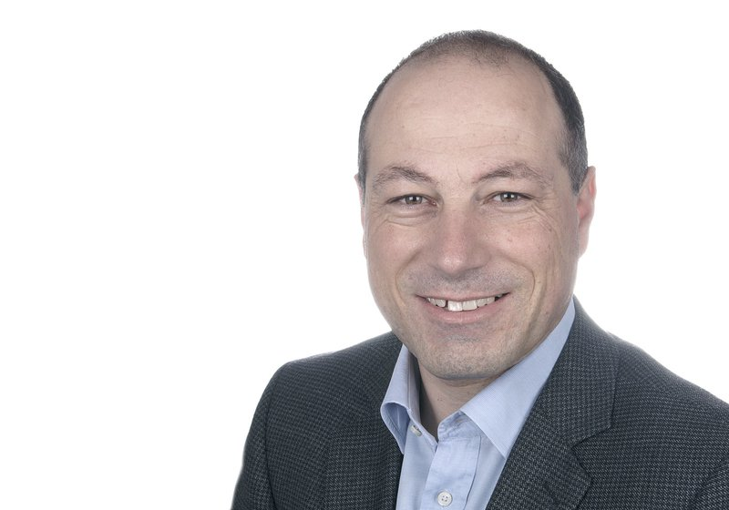 Christoph Zaugg is Managing Director and Co-owner of fabsolutions AG. Photo: Zaugg