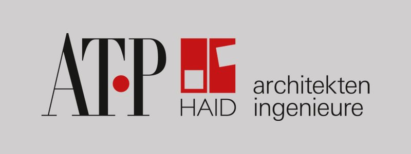 ATP HAID architects engineers Нюрнберг. Логотип: АТП