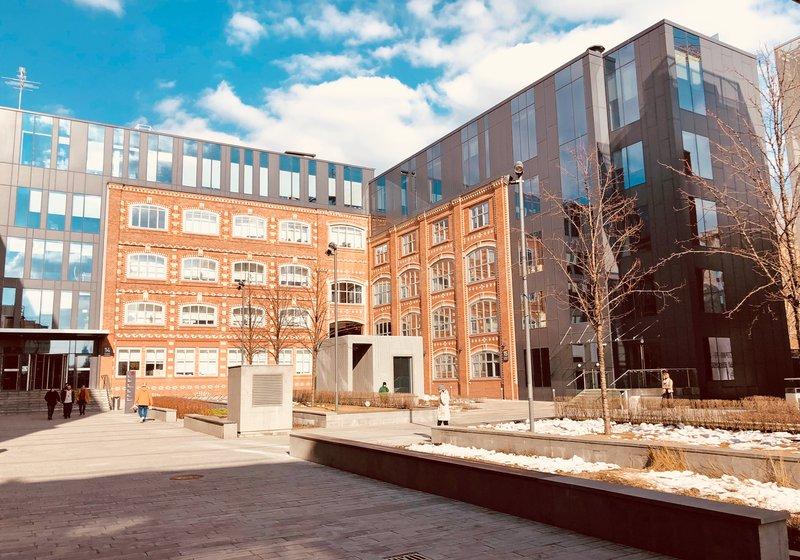Neuer ATP-Standort im BC Bolshevik. Foto: ATP